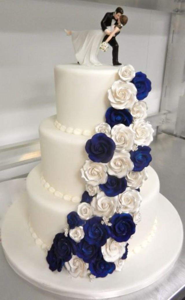 Carlos Bakery Floral Wedding Cake Designs 2569789