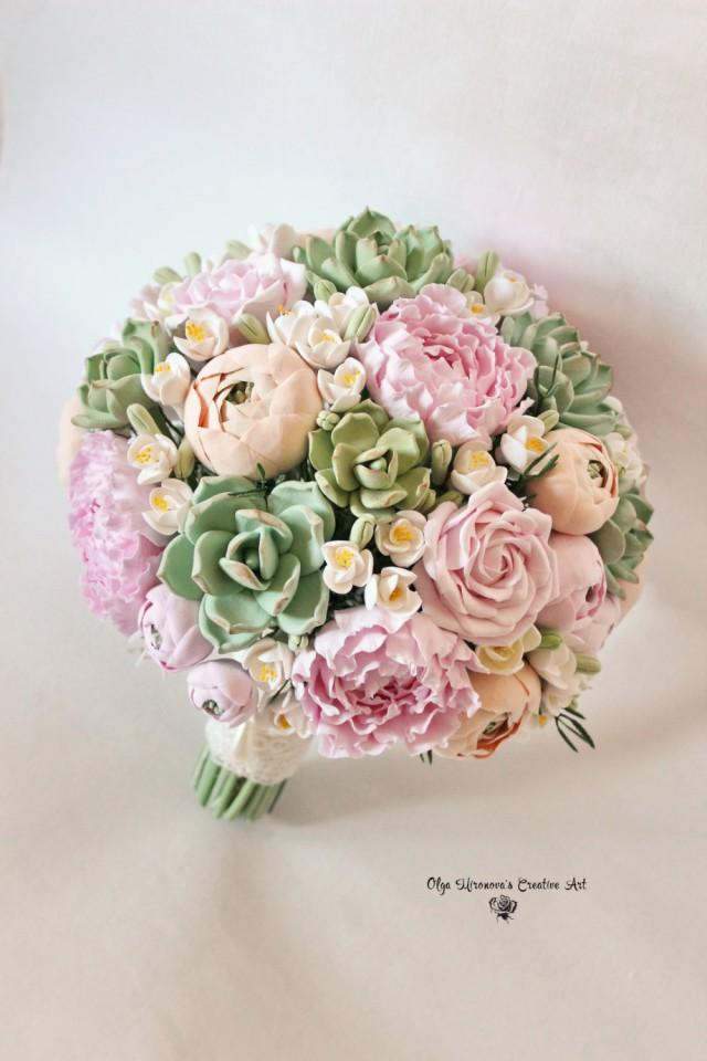 Alternative Wedding Bouquet Keepsake Wedding Set