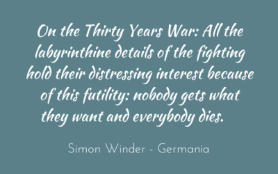 The Thirty Years War in thirty seconds