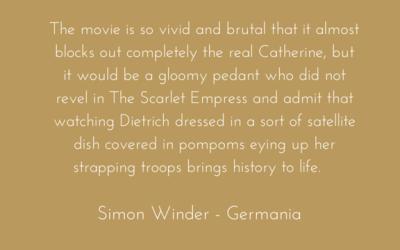 Dietrich as satellite dish