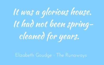 Late for spring cleaning?  Handy excuses here