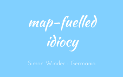 Map-fuelled idiocy