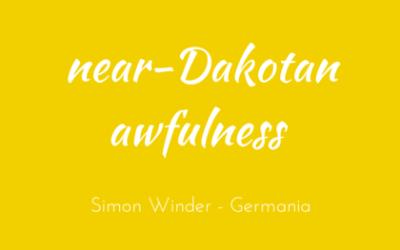 Near-Dakotan awfulness