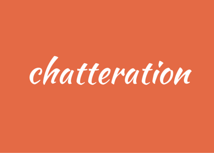 words - chatteration
