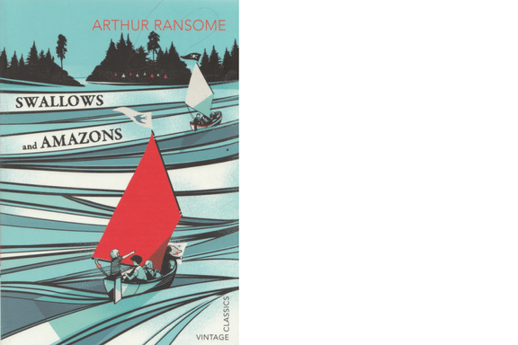 Cover - Ransome Swallows & Amazons full left 6x4