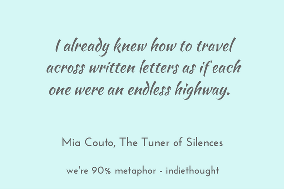 Mia Couto Tuner of Silences