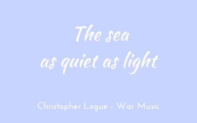 As quiet as…