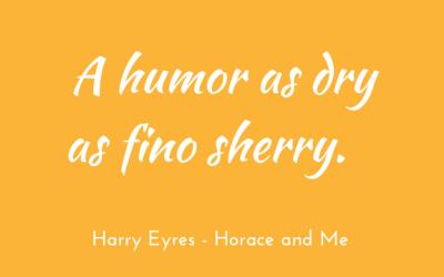 On dry humour