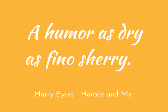 Harry Eyres - Horace and Me - metaphor