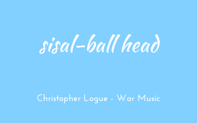 Sisal-ball head
