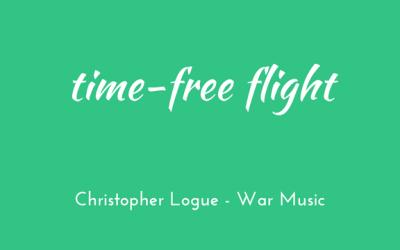 Time-free flight