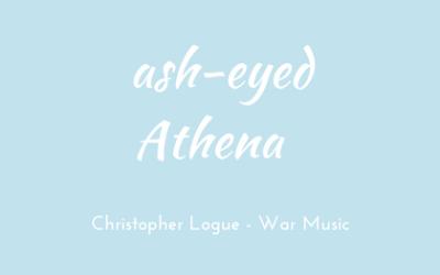 Grey-eyed Athena