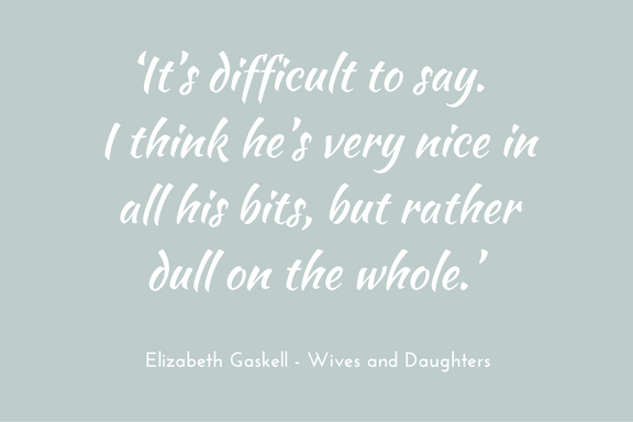 Elizabeth Gaskell - Wives and Daughters