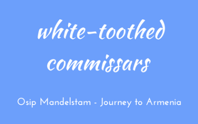 White-toothed commissars