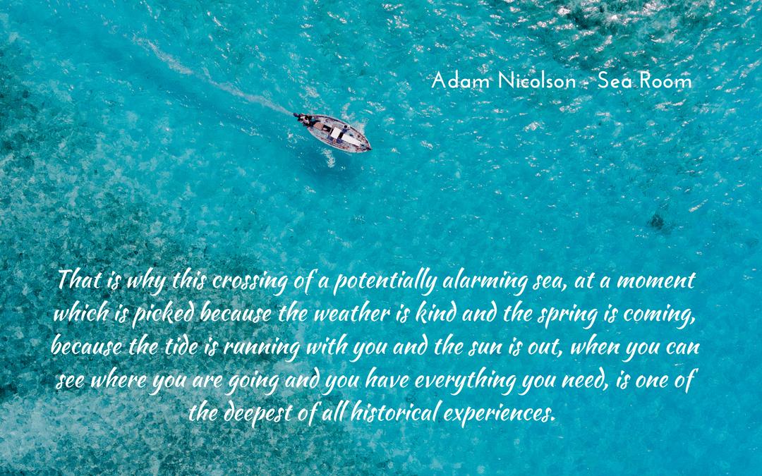 Adam Nicolson - Sea Room - An Island Life
