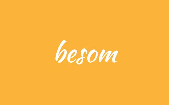 word - besom
