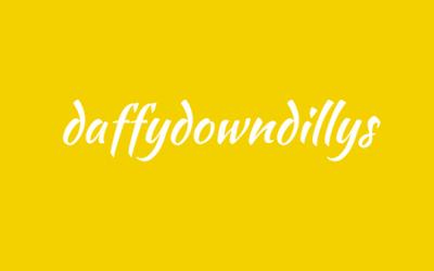 Daffydowndilly