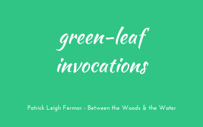 Green-leaf invocations