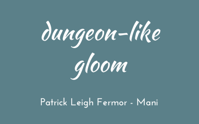 Dungeon-like gloom