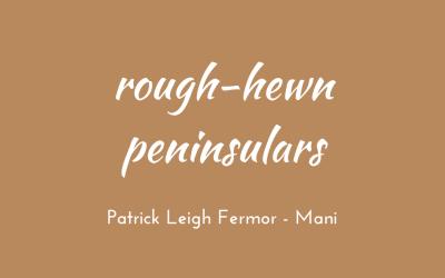 Rough-hewn peninsulars