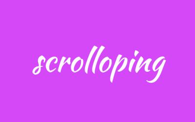 Scrolloping