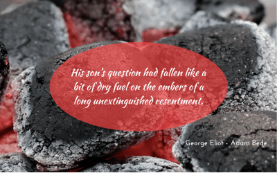 The embers of resentment