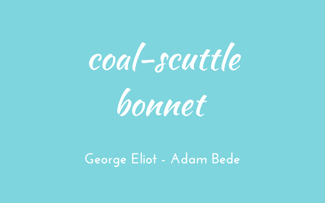 George Eliot - Adam Bede - triologism