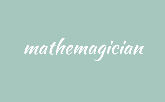 words - portmanteau - mathematician