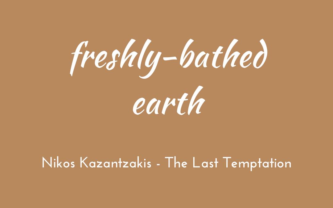 Kazantzakis - The Last Temptation - triologism