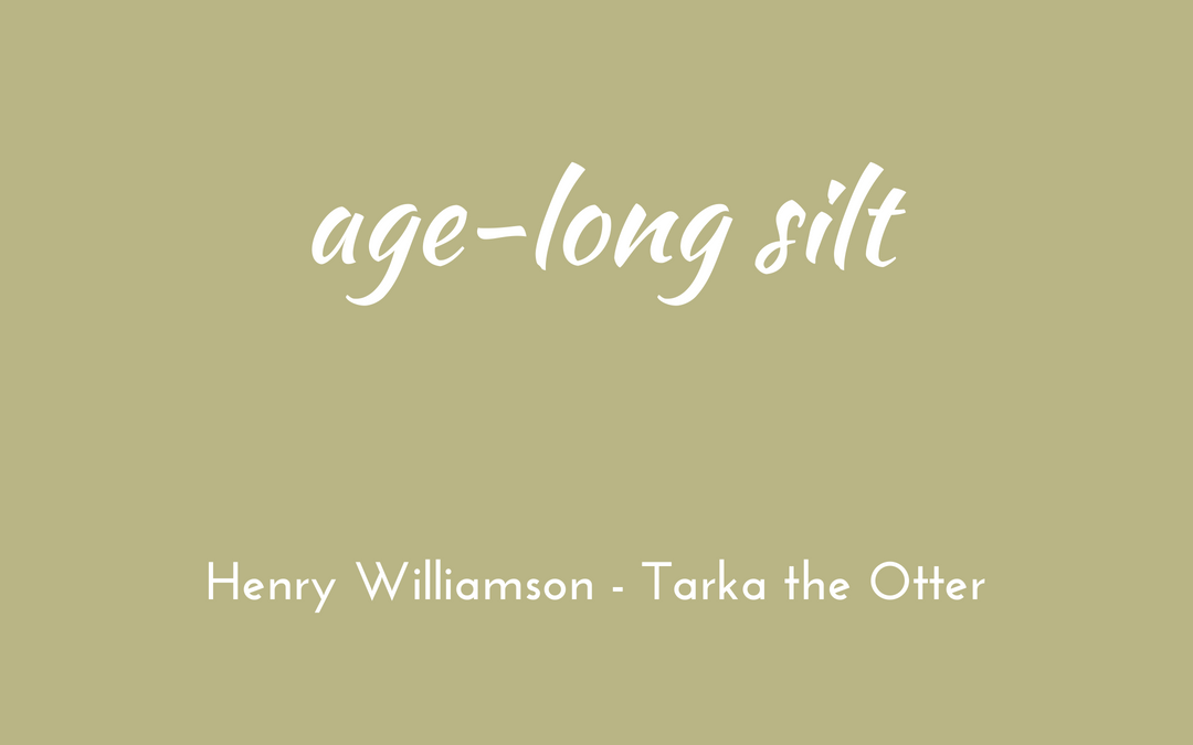 Henry Williamson - Tarka the Otter - triologism