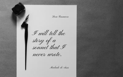 The sonnet never written