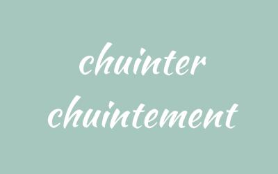 Chuinter