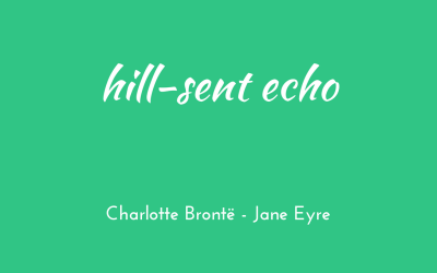 Hill-sent echo