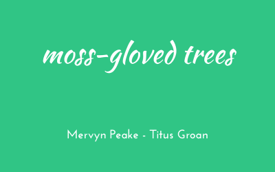 Moss-gloved trees