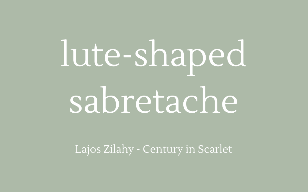 Quotation - Lajos Zilahy - Century in Scarlet