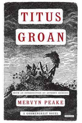 Book cover - Mervyn Peake, Titus Groan