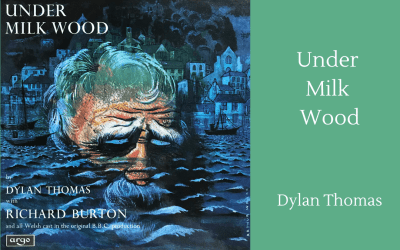 My kind of cover – Under Milk Wood