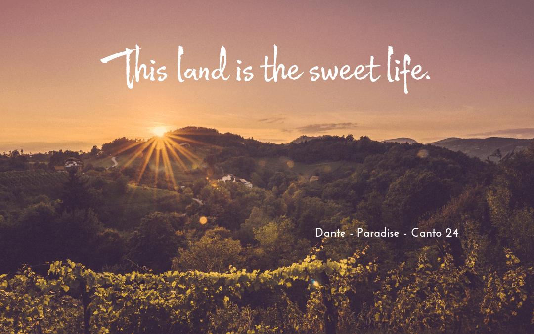 Dante - Divine Comedy - quotation