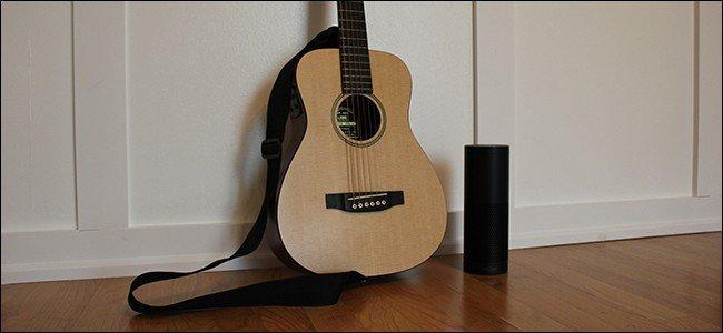 Amazon Echo; A Guitarists Best Friend?