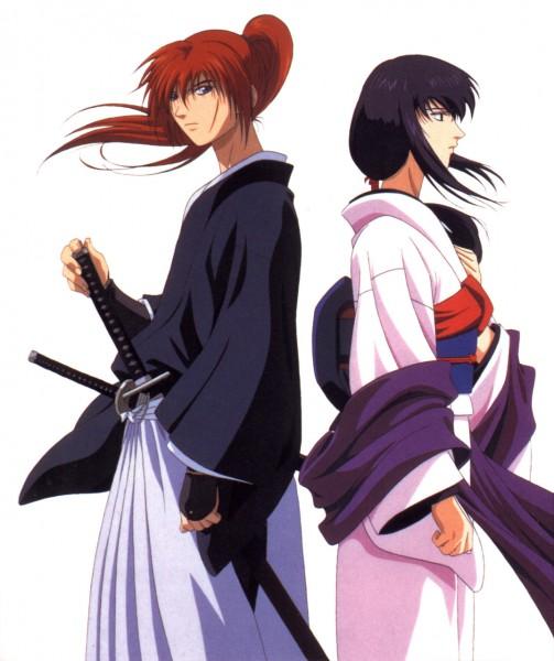 Tags: Anime, Rurouni Kenshin, Himura Kenshin, Samurai X, Yukishiro Tomoe