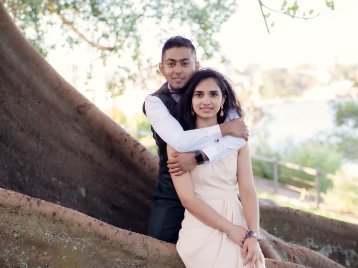 Lovely Nepali Couple