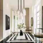 18 Rooms With Dramatic Floors The Study