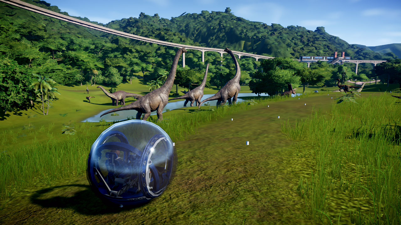Jurassic World Evolution: Complete Edition coming to Switch | EGM