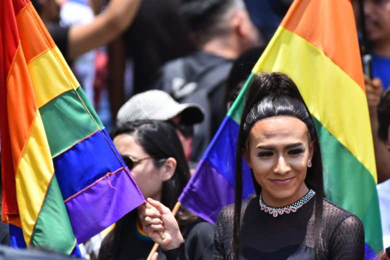 Mexico City Pride Parade 2019
