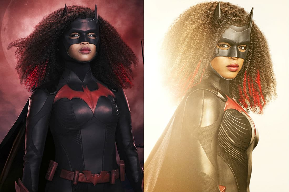 New Batwoman Javicia Leslie shares first look of her in