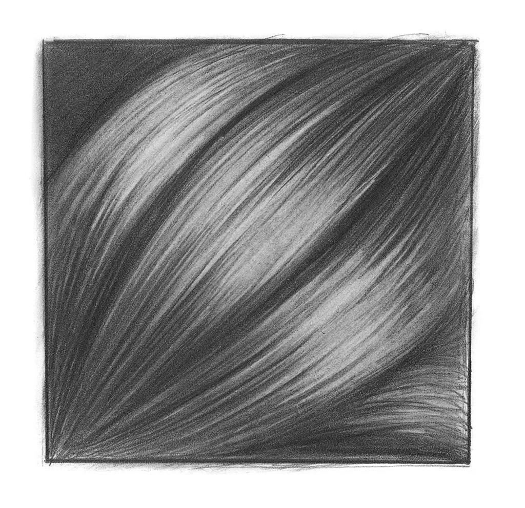 Faixa de luz no cabelo | Lee Hammond | Desenho de cabelo para iniciantes em grafite e lápis de cor | Rede de Artistas