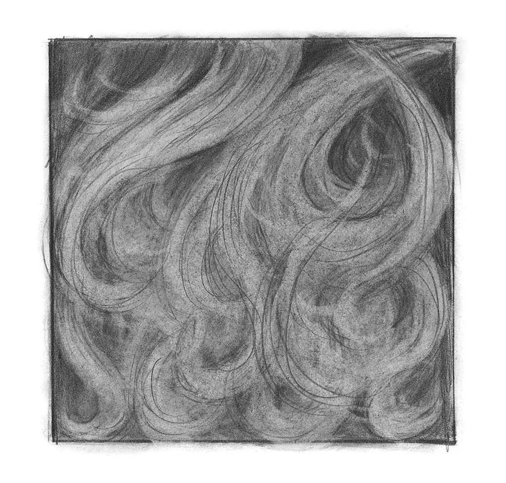 Cabelo crespo | Lee Hammond | Desenho de cabelo para iniciantes em grafite e lápis de cor | Rede de Artistas