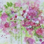 Creating Abstract Flowers How To Paint Your Own Secret Garden