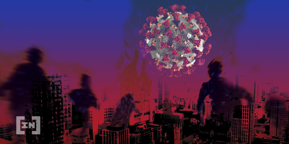 Coronavirus Finance Hub Risk