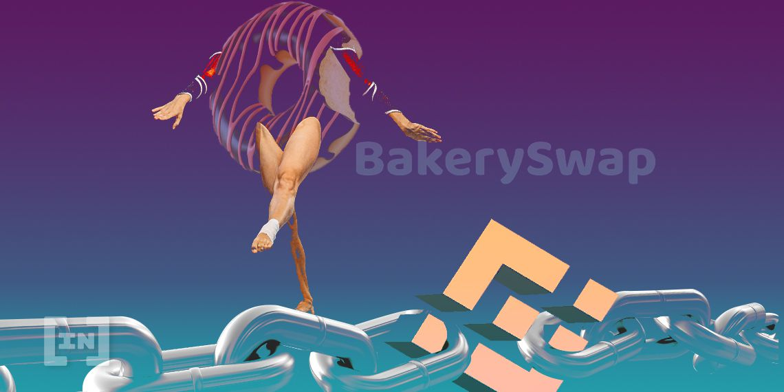 BakerySwap DeFi Binance